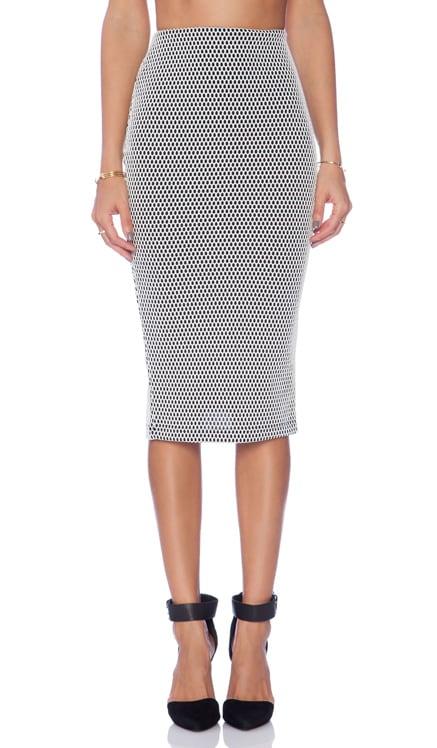 x REVOLVE Alley Oop Pencil Skirt Nookie $118