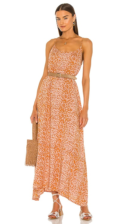 Heather Maxi Dress Natalie Martin $210 NEW