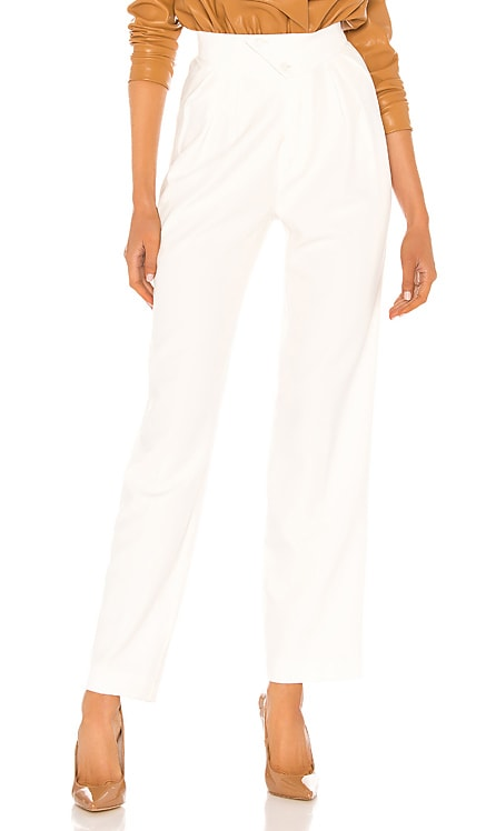 Britt Pleated Trouser NONchalant $350