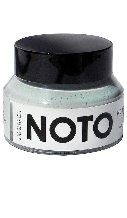 Moisture Riser Cream NOTO Botanics $48
