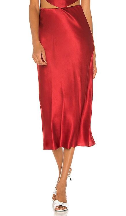 Virgo Midi Skirt Natalie Rolt $338