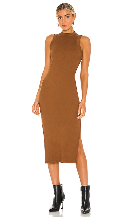 Sherry Mockneck Tank Dress NSF $198
