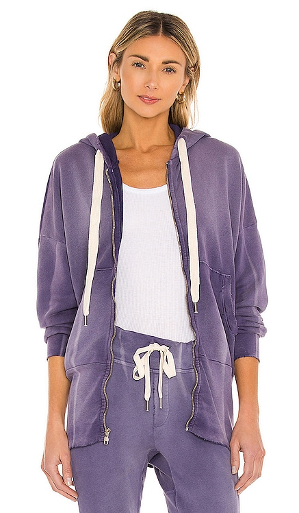 Skye Oversized Zip Hoody NSF $295 NEW