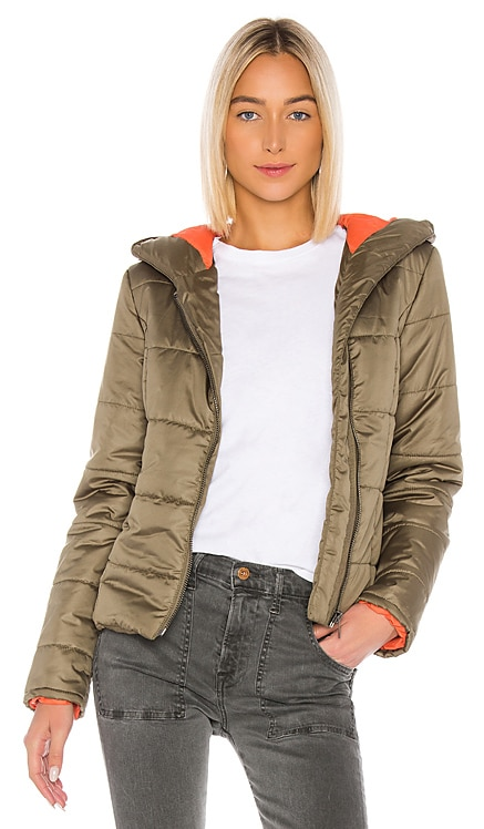 Ollie Hooded Puffer Jacket NSF $210