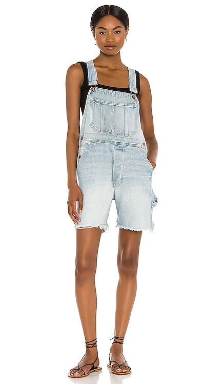 Crystal Cut Off Overall NSF $395 NEW