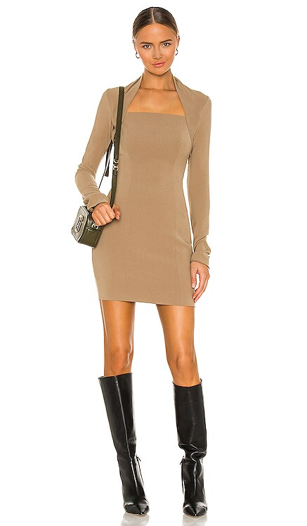 Maria Dress Nanushka $540 NEW