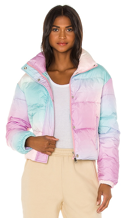 Cropped Puffer Jacket Nubyen $180 NEW