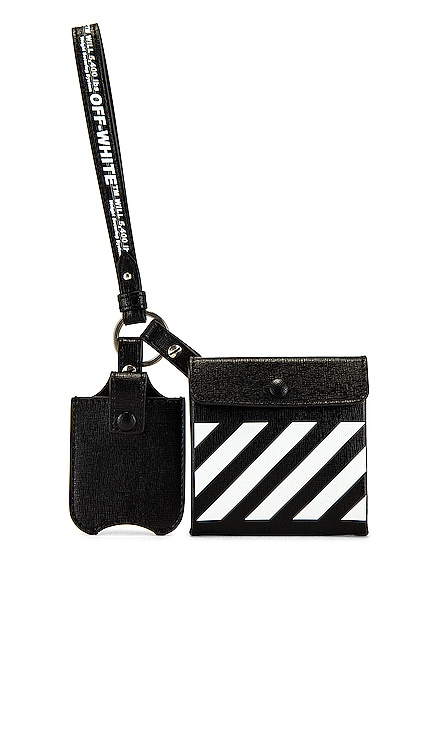Leather Safety Kit OFF-WHITE $435 NEW