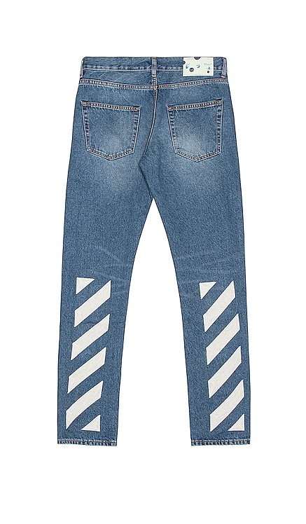 Slim Jeans OFF-WHITE $453