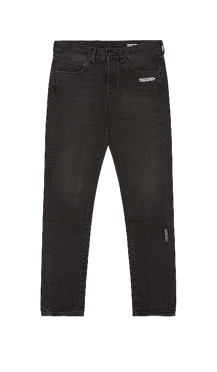Slim Jeans OFF-WHITE $535 NEW