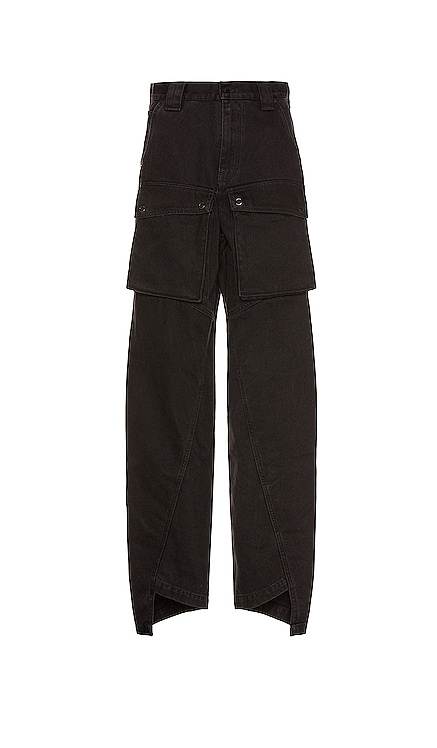 Pivot Workwear Pant OFF-WHITE $820 NEW