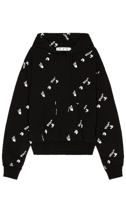 All Over Hoodie OFF-WHITE $655