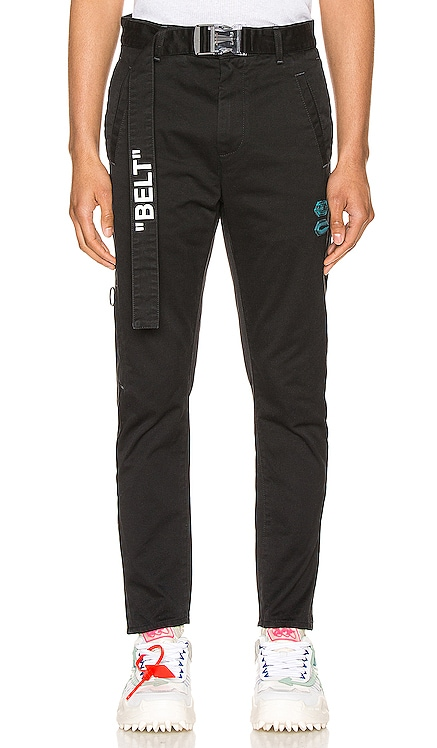 PANTALONES CHINOS OFF-WHITE $655