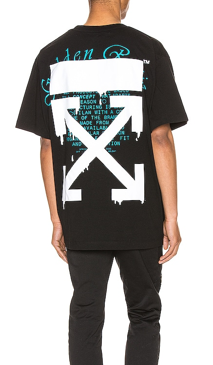 CAMISETA GRÁFICA OFF-WHITE $335