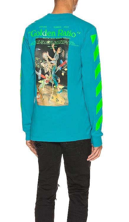 Pascal Painting Long Sleeve Tee OFF-WHITE $231