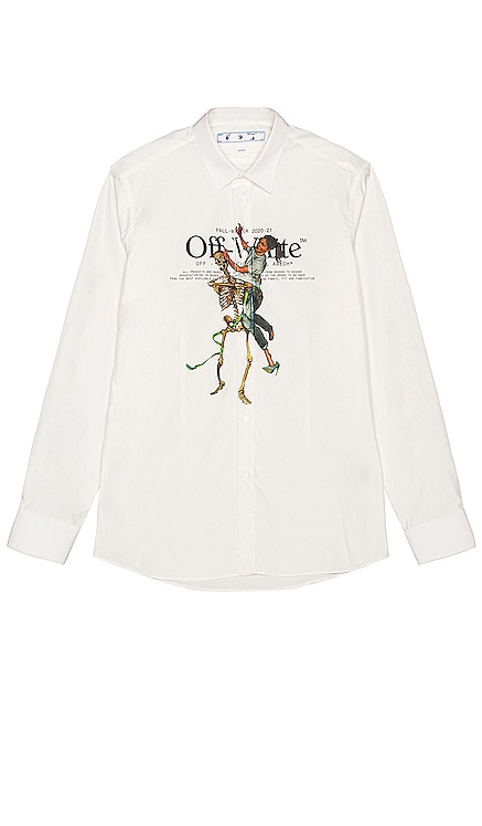 CHEMISE PASCAL OFF-WHITE $755