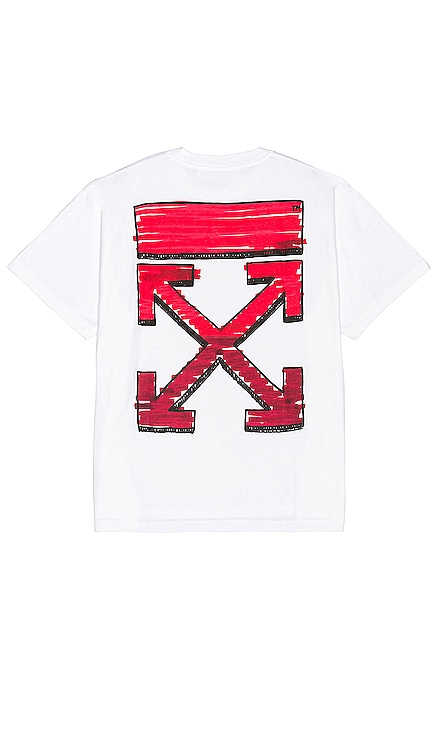 Marker Tee OFF-WHITE $335