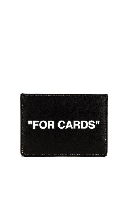 Quote Cardholder OFF-WHITE $230
