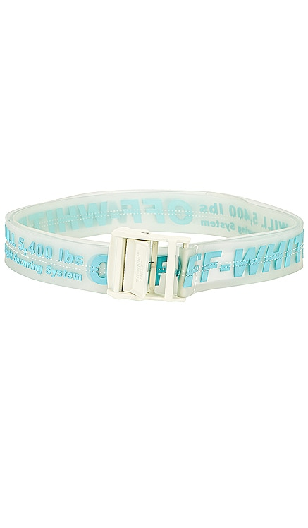 CEINTURE RUBBER INDUSTRIAL OFF-WHITE $274