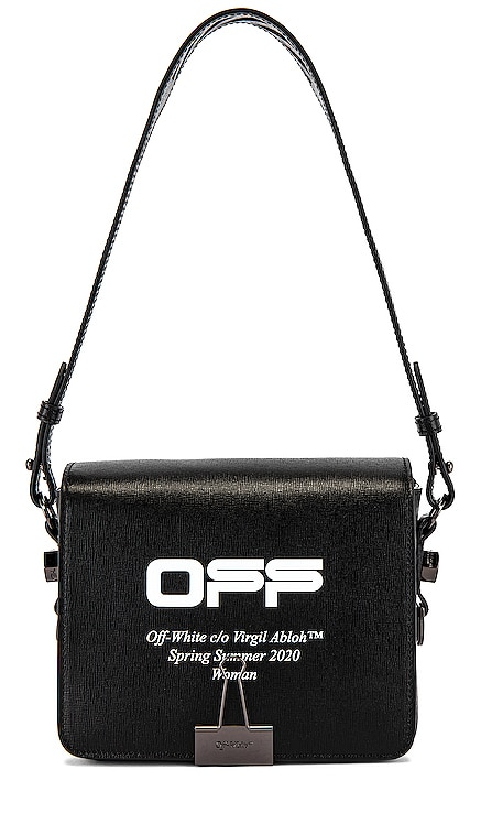 Flap Bag OFF-WHITE $1,260 NEW ARRIVAL