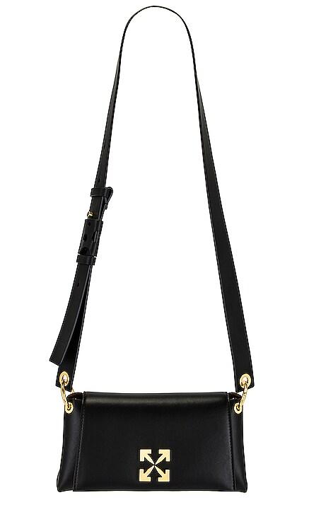 Arrow Shoulder Bag OFF-WHITE $1,070 NEW