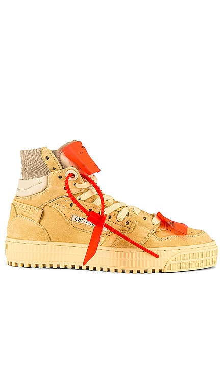3.0 Off Court Sneakers OFF-WHITE $655