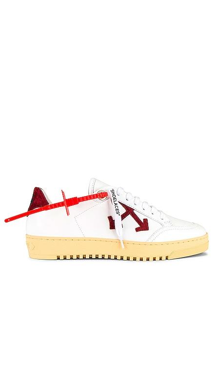 Arrow 2.0 Sneaker OFF-WHITE $525