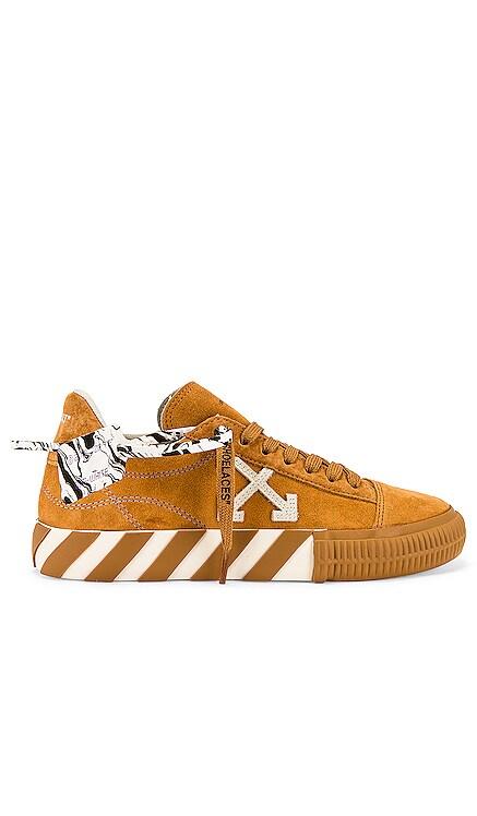Low Vulcanized Sneaker OFF-WHITE $405