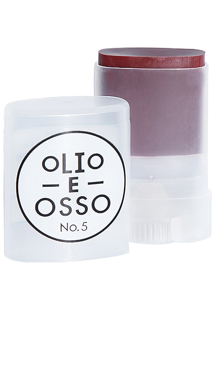 BAUME VISAGE ET JOUES NO 5 Olio E Osso $28 BEST SELLER