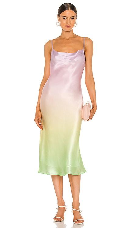 AUBREY スリップドレス Olivia Rubin $415