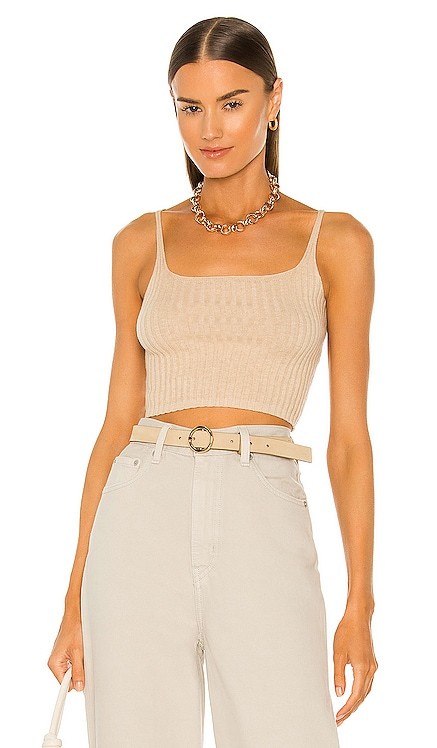 Page Tank One Grey Day $88 BEST SELLER