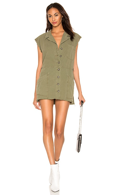 Safari Camp Dress One Teaspoon $95