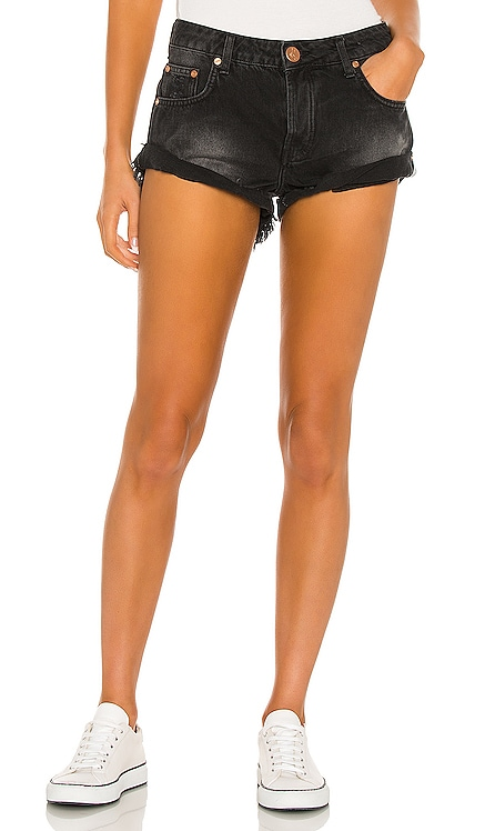 Bandit Low Waist Short One Teaspoon $108 NUEVO