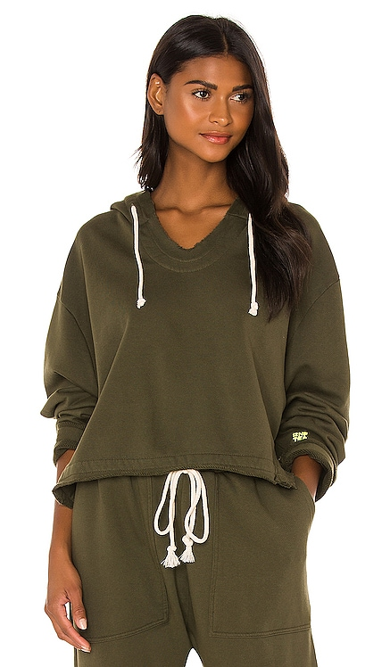SWEAT À CAPUCHE GOLDIE One Teaspoon $147 NOUVEAU