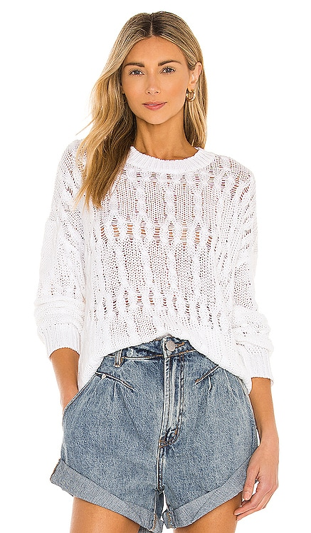 Cactus Cable Knit Sweater One Teaspoon $152 NEW