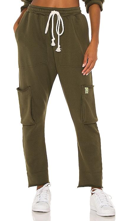 Goldie Army Sweat Pants One Teaspoon $147 NEW