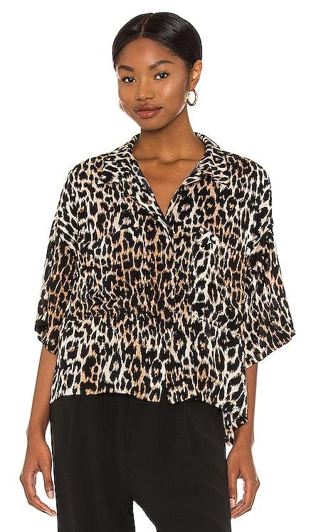 Vicious Animal Savanna Shirt One Teaspoon $118 NEW