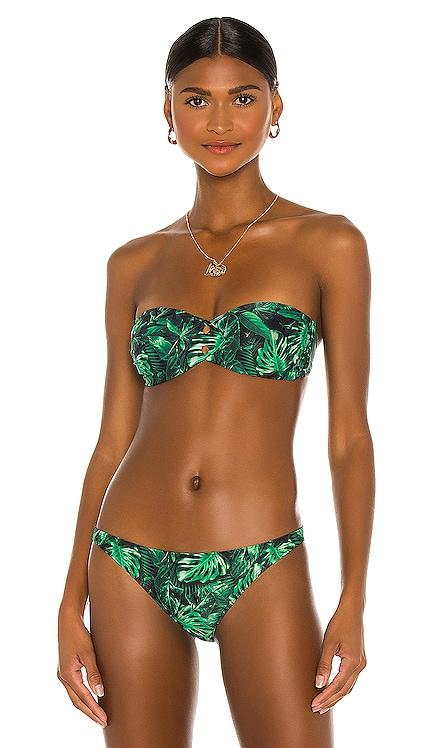 Allegra Bikini Top onia $95 NEW