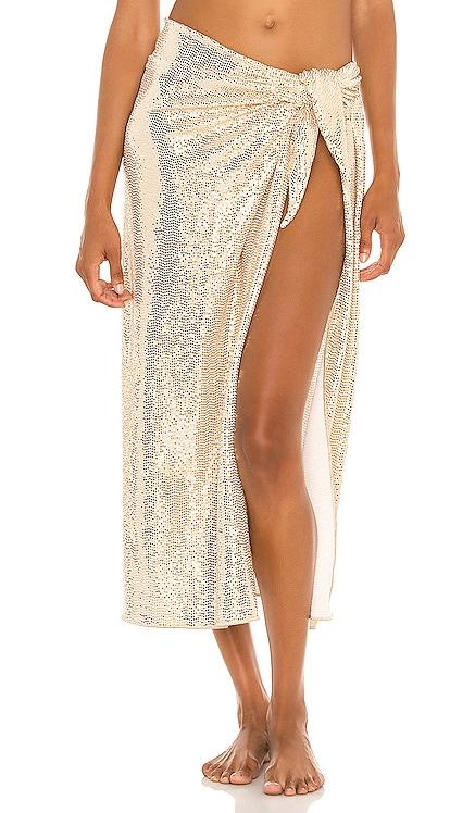 Disco Skirt Oseree $205 NEW