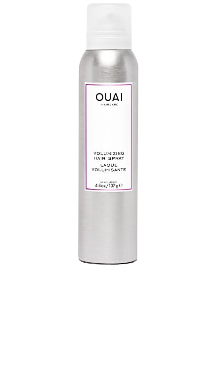 Volumizing Hair Spray OUAI $26 BEST SELLER