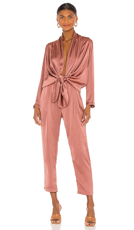 Stina Jumpsuit OVERLOVER $418 BEST SELLER