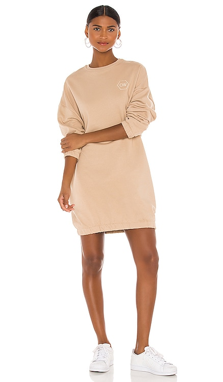 Kelly Sweat Dress OW Intimates $110 NEW