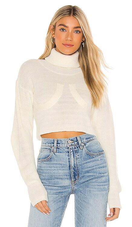 Annika Bra Knit Sweater OW Intimates $53