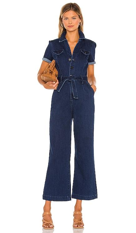 Anessa Short Sleeve Jumpsuit PAIGE $259