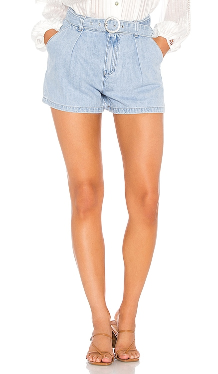 Ruthie Pleated Short PAIGE $179 NEW