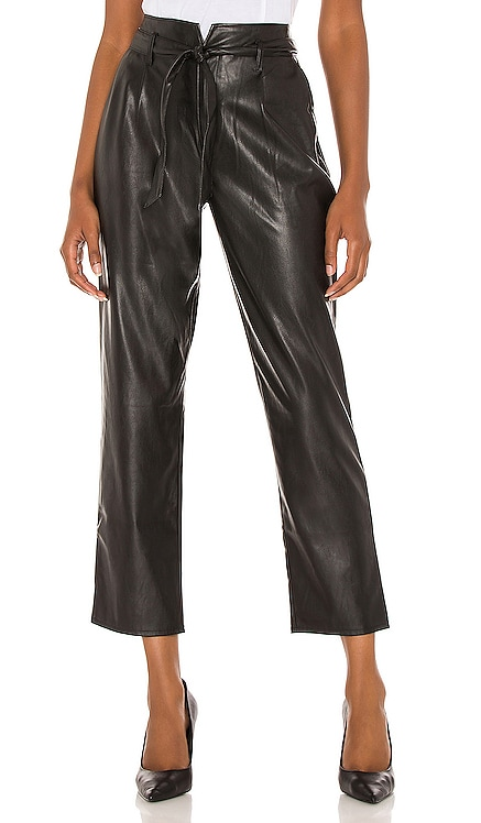 Melila Vegan Leather Pant PAIGE $229 BEST SELLER