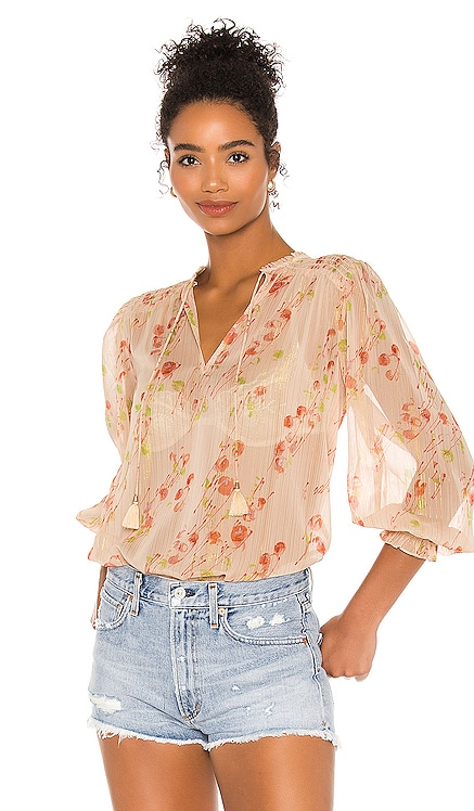 Indira Blouse PAIGE $199 NEW