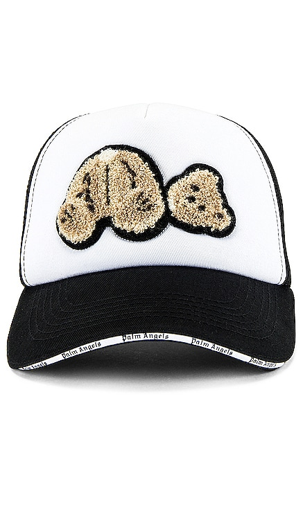 Bear Trucker Hat Palm Angels $165 NEW