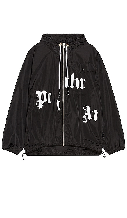 Broken Logo Windbreaker Palm Angels $665