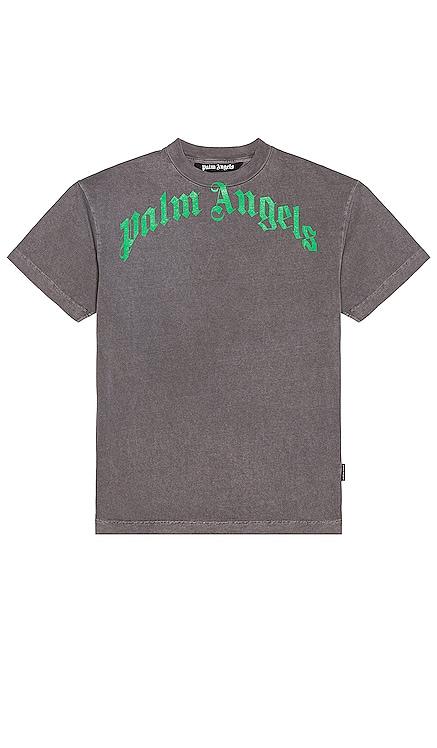 Vintage Wash Logo Tee Palm Angels $325